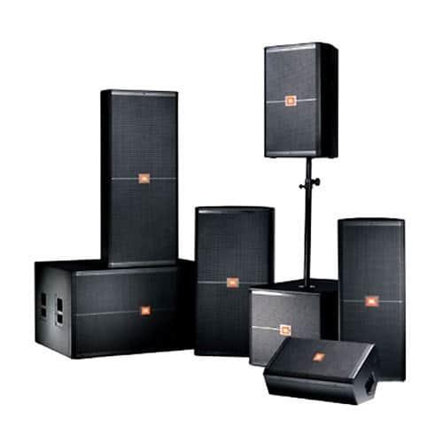 Speaker rental toronto