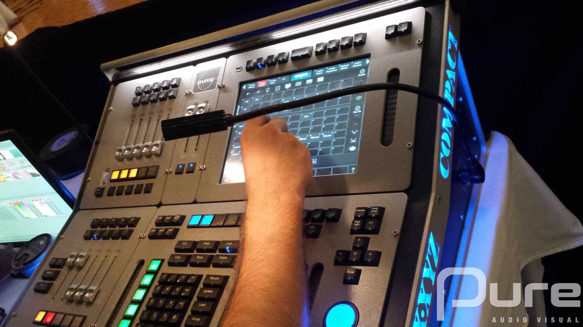 Mixer, AV Company, Audio Visual