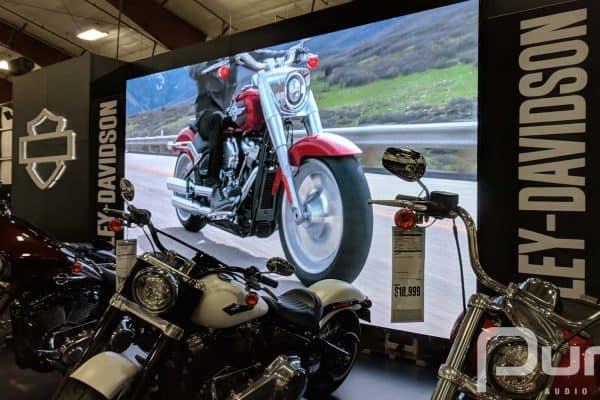 LED Video Wall, Trade Show, LED Panels, AV Production, Audio Visual Company