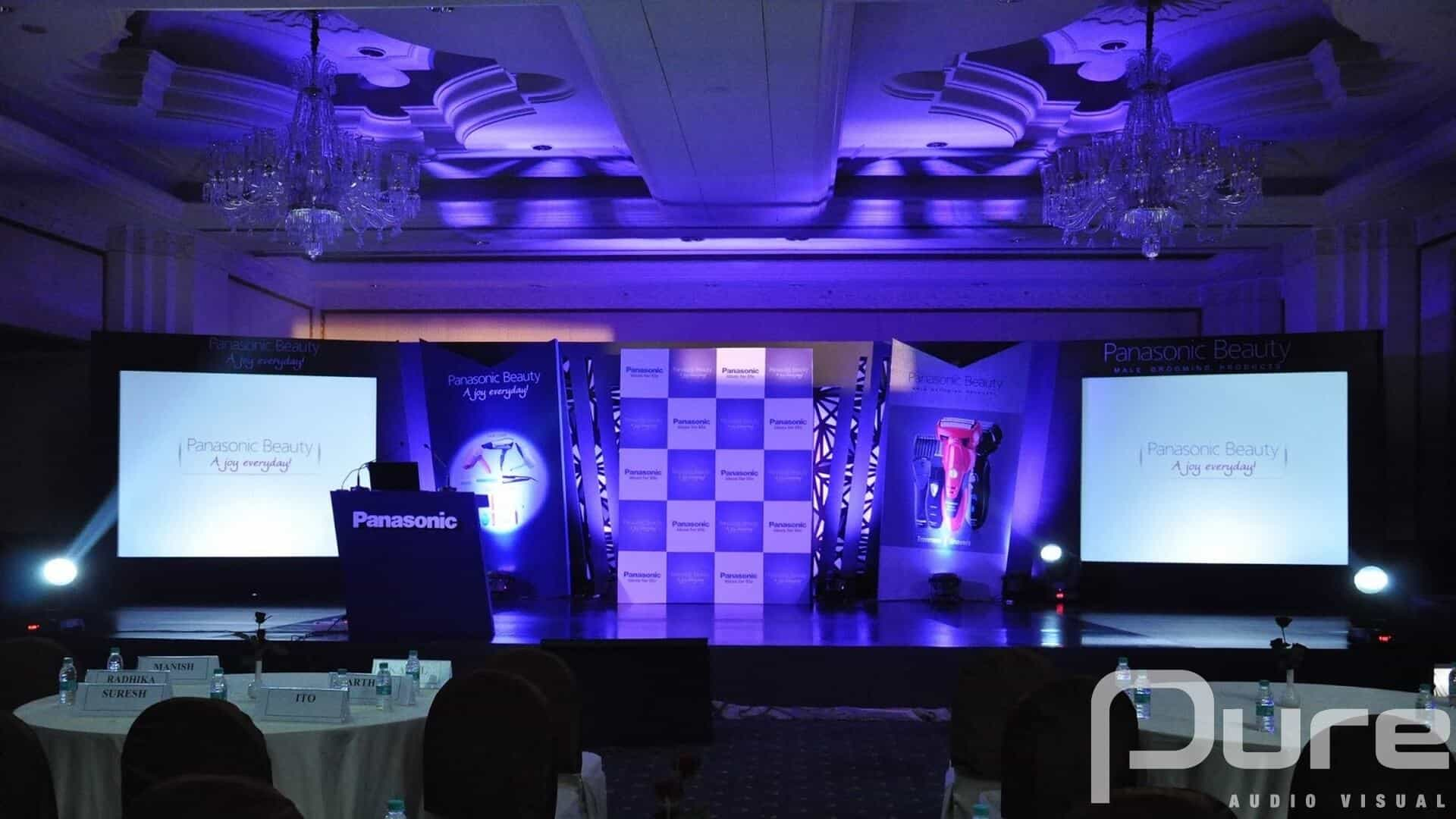 Conference, AV Company, Audio Visual, Lighting, Staging, Projectors