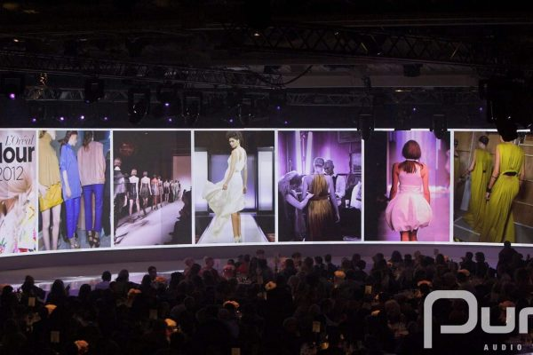 Projection Blending, Lighting, Conference, Truss, Projectors, AV Production, Audio Visual