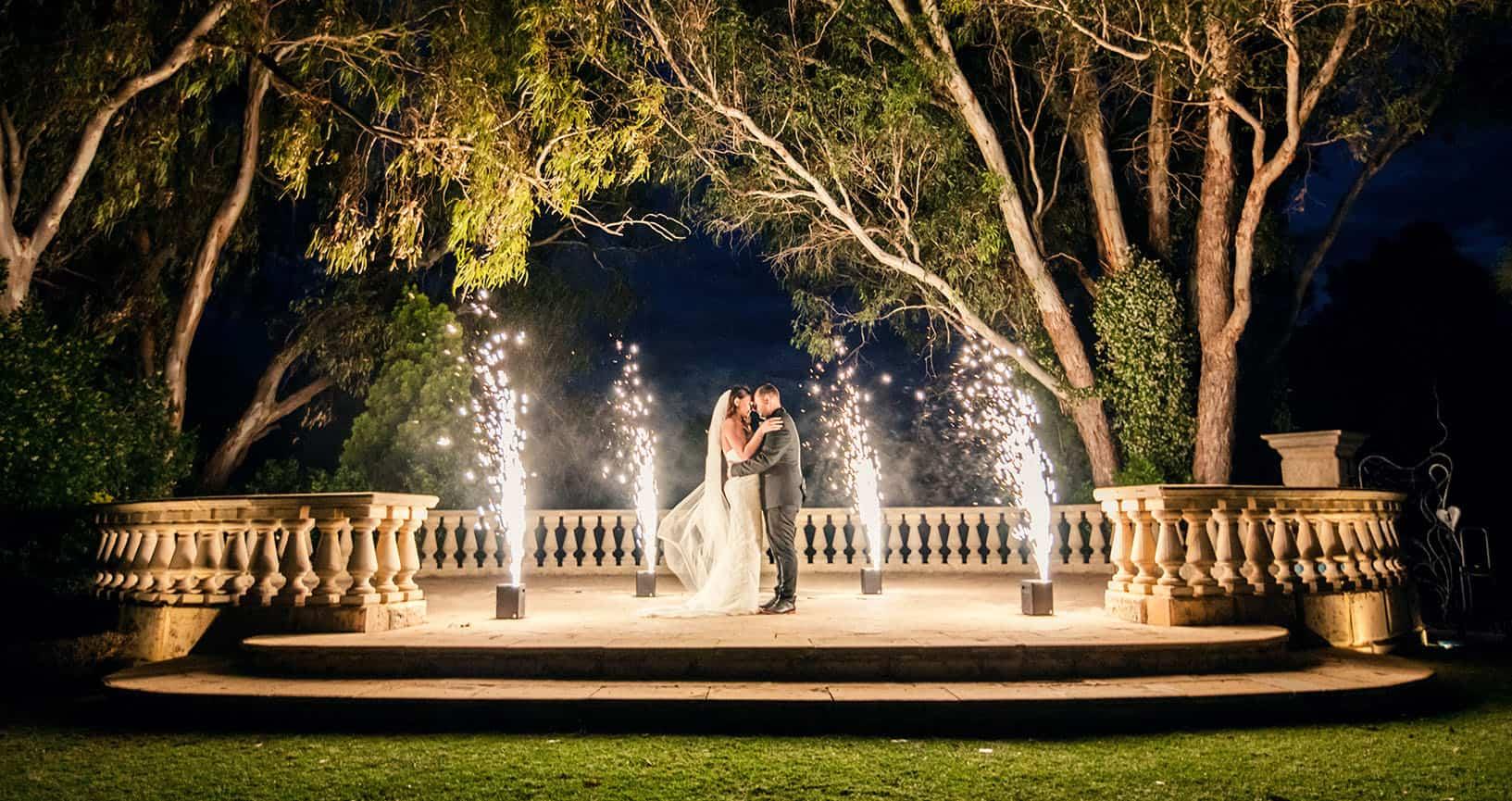 Audio Visual Wedding sparkular