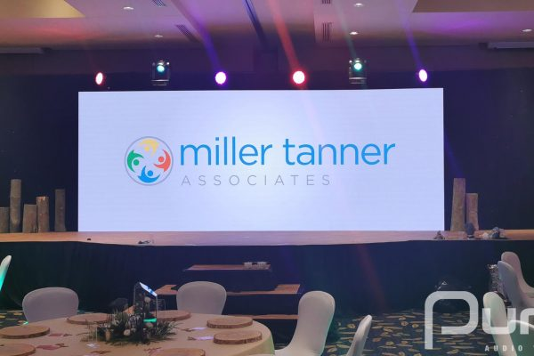 Meeting, AGM, Conference, LED Video Wall, Lighting, Stage
