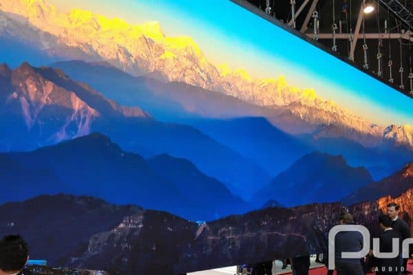 LED Video Wall, 2mm, High Resolution LED, Tradeshow, Convention, LED Wall