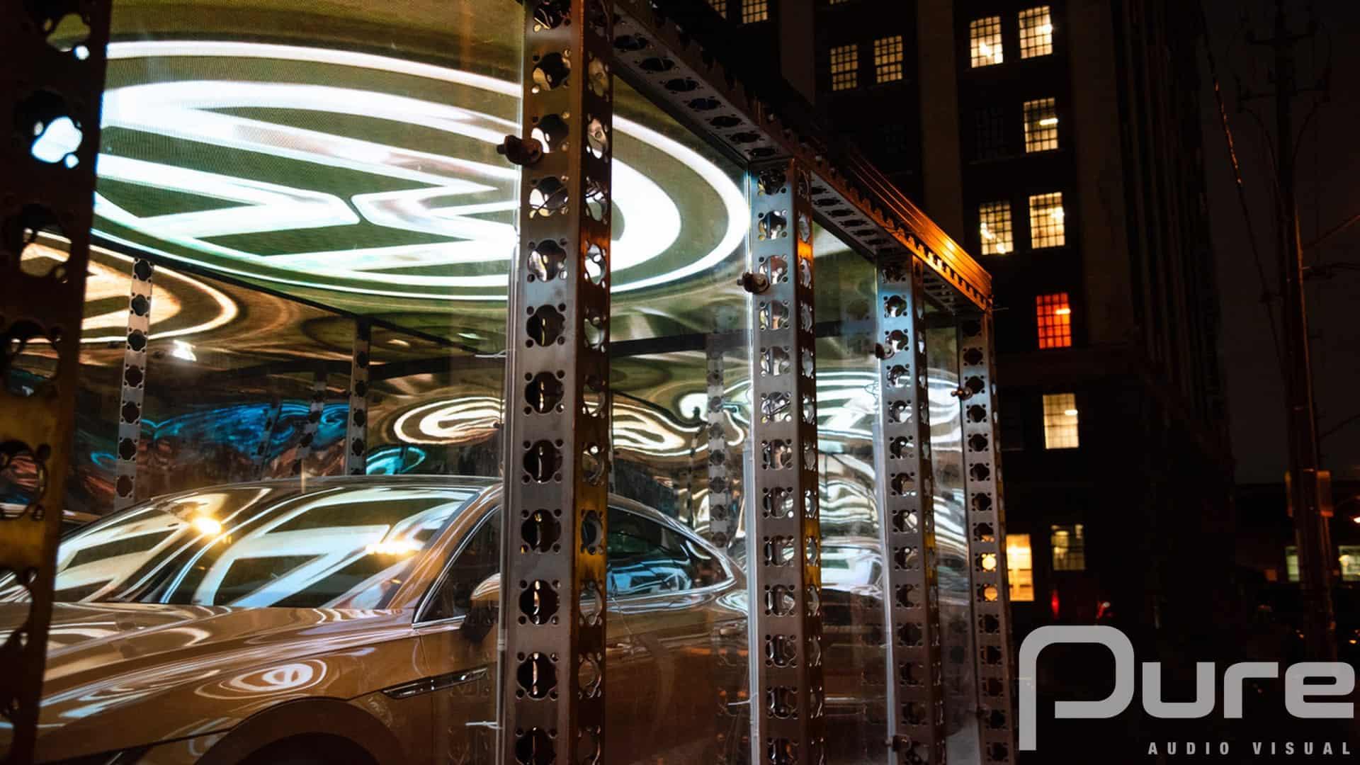 LED Video Wall, Tradeshow, Toronto, AV company, Audio Visual, AV gear