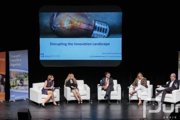 Conference, Toronto, Projector, Screen, Corporate Event, Presentation, AV