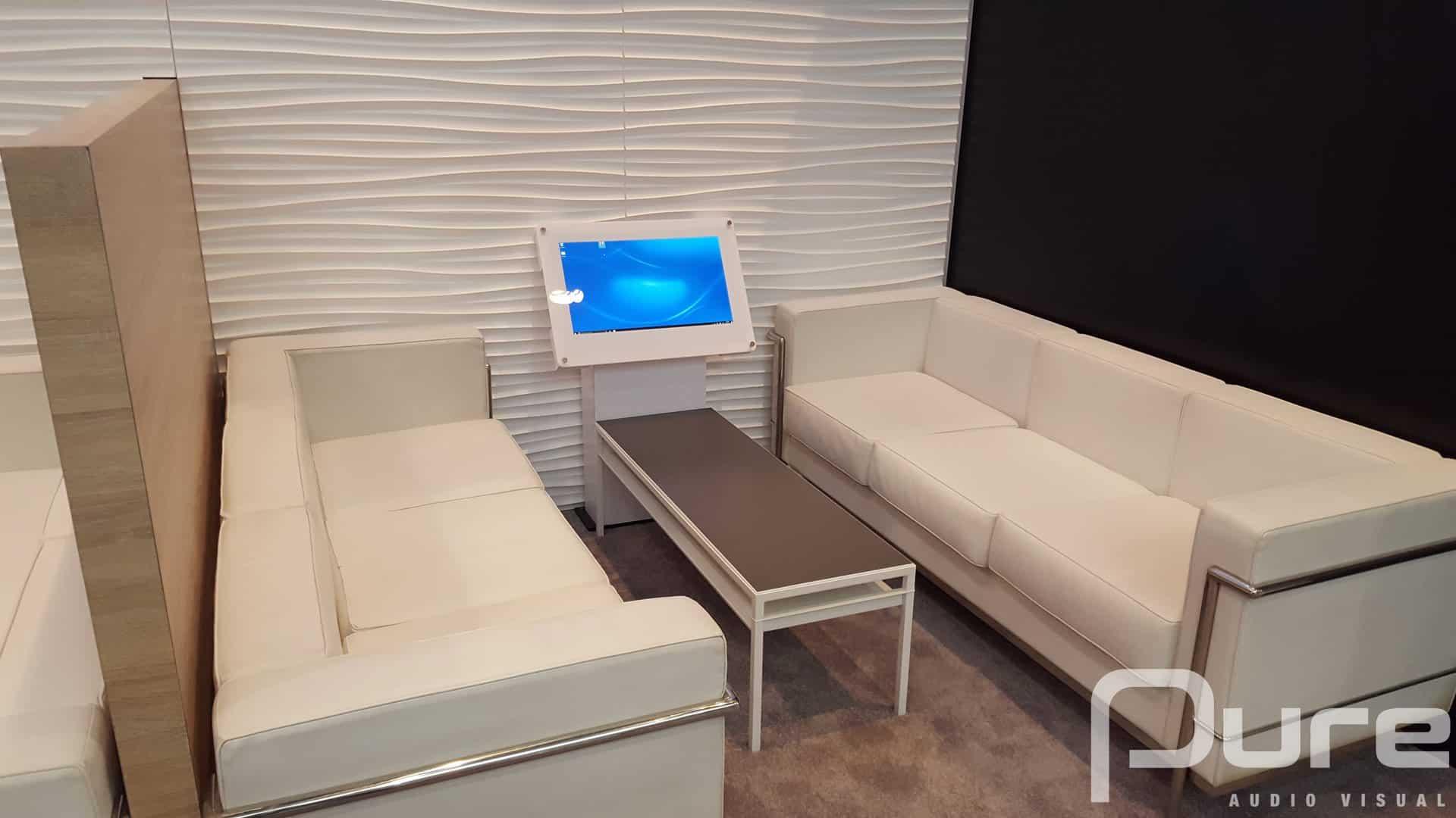 small touchscreen rental