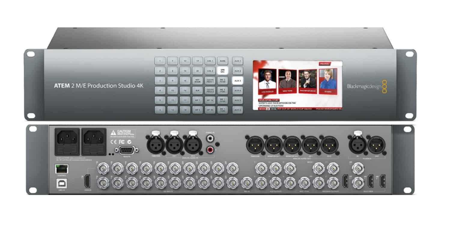 Video Switcher for Rent