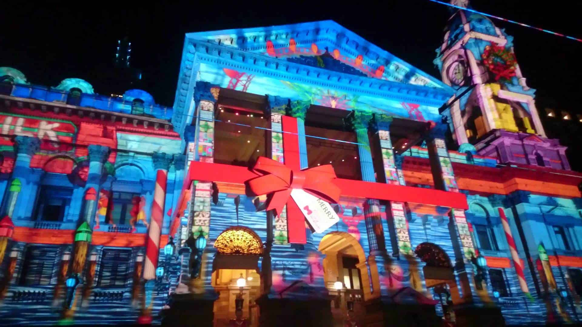 3d video projection mapping
