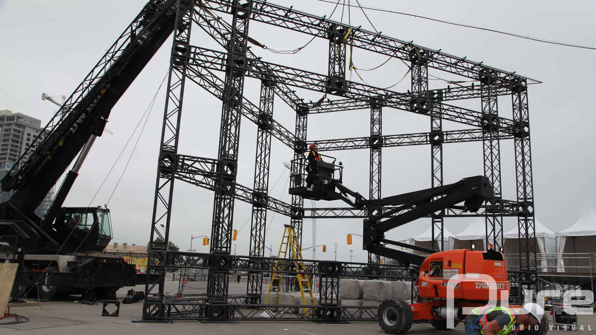 Trussing Rigging Rental Company