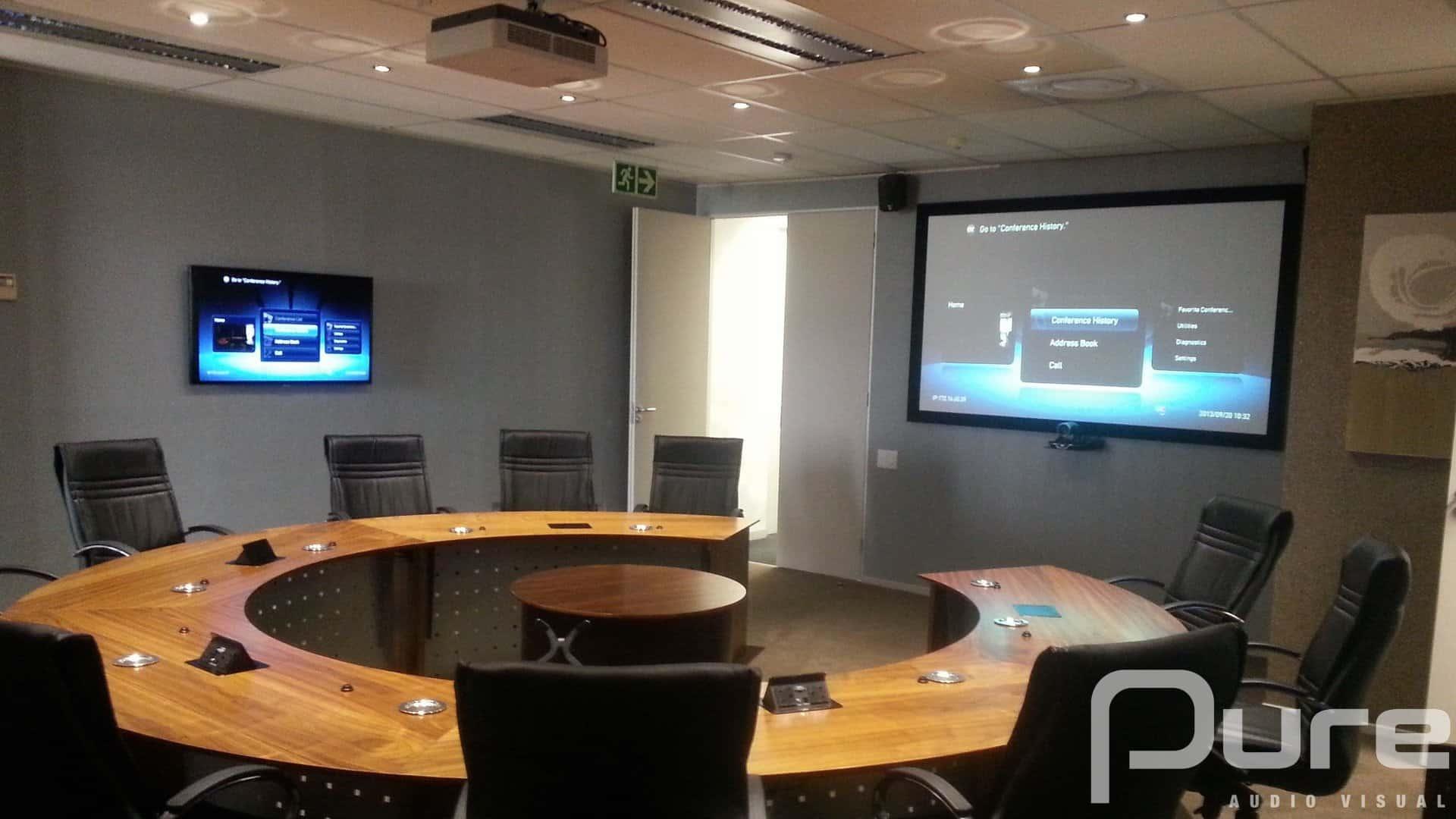 boardroom installation services