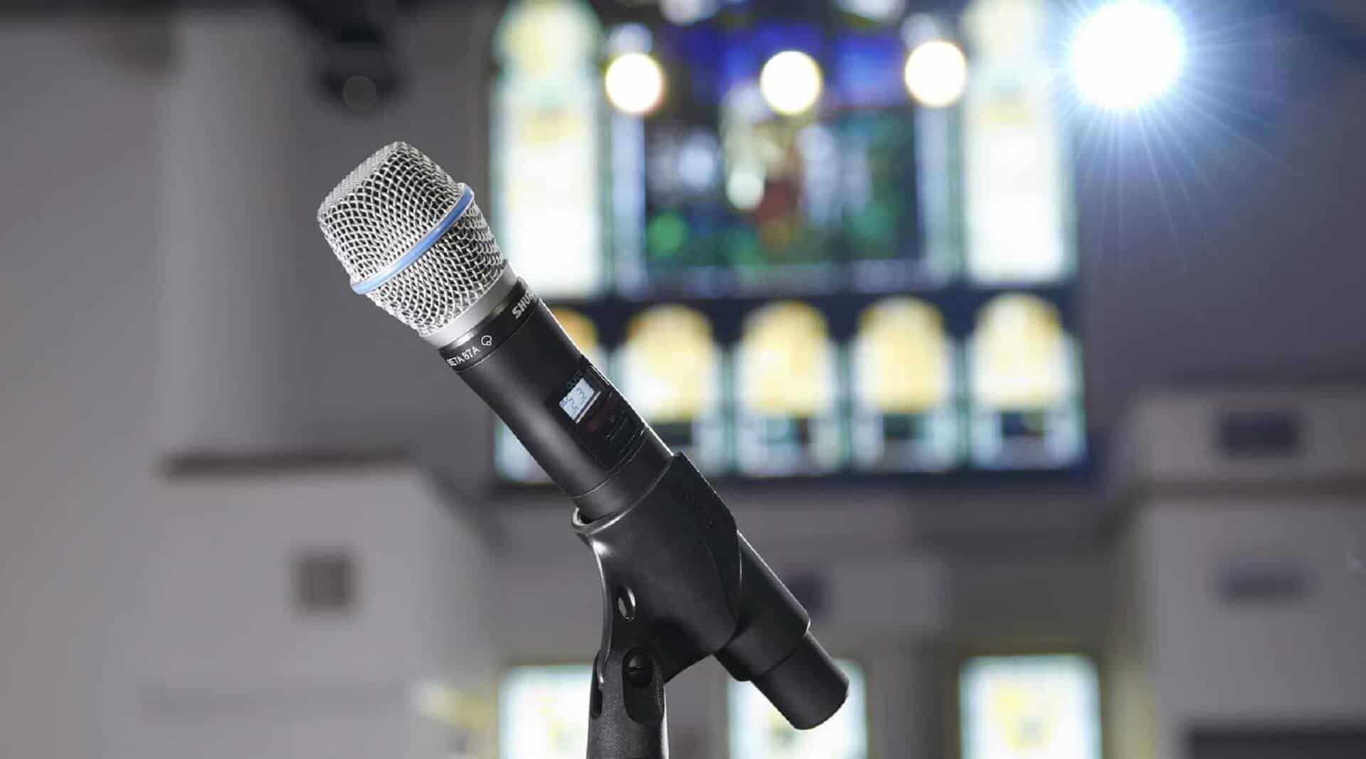 microphone rental company